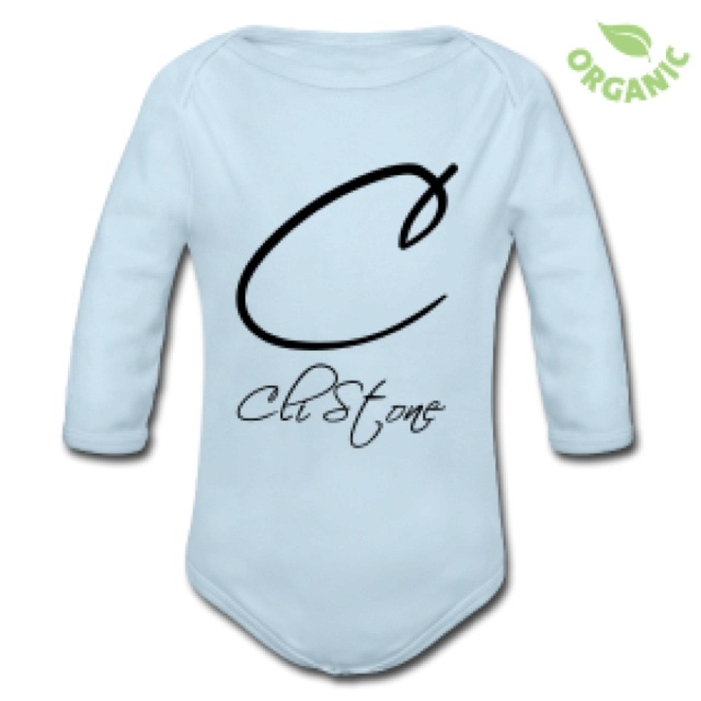 Today's offer: 30 % off on this Baby Long Sleeve One Piece by Cli Stone Clothing, www.clistone.com/clothing