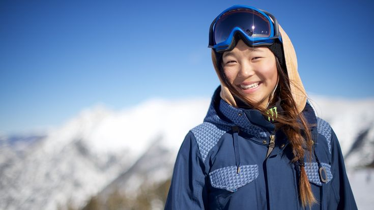 A Day in the Life of Chloe Kim via #XGames