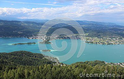 Lake Worth is a lake in the southern Austrian state of Carinthia