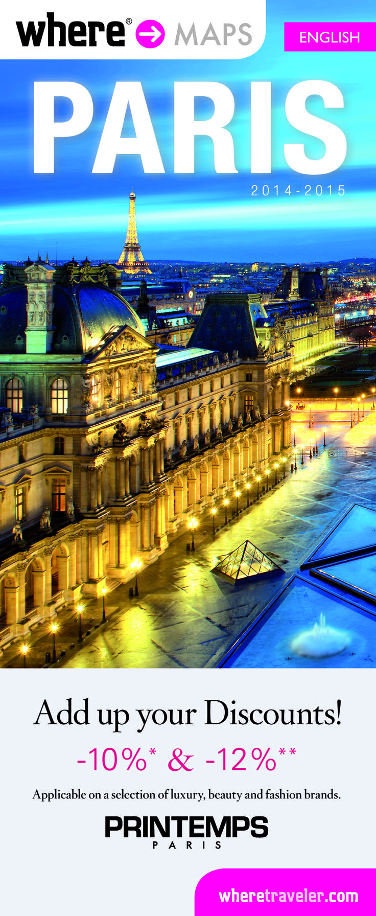 Map Of Paris And Attractions%0A Where Maps  english