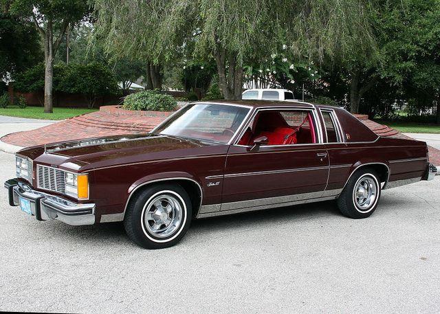 9. 1979 Oldsmobile Delta 88 Royal, all powered!