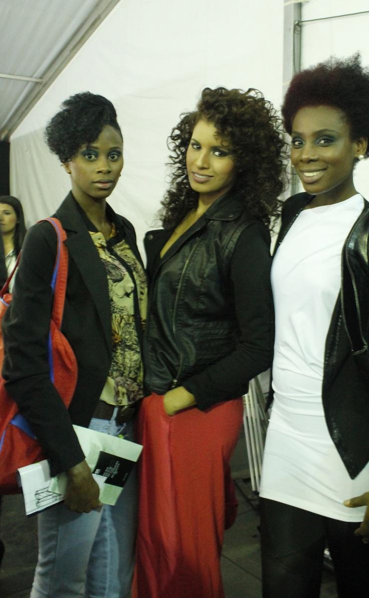 Backstage - Modelos