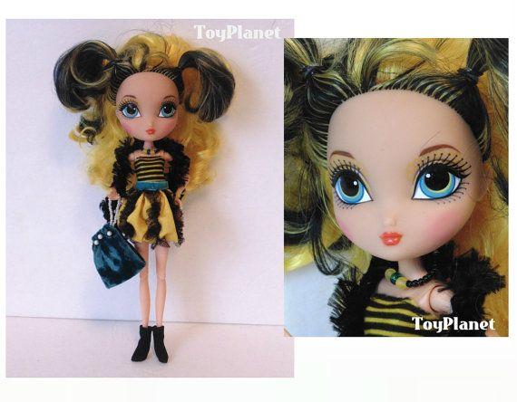 OOAK Custom La Dee Da Doll New Jewelry Booties & by TOYPLANET