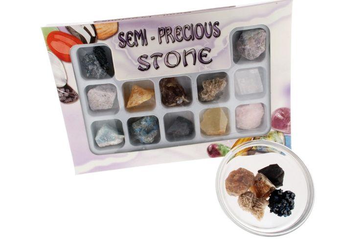 Συλλογή με ημιπολύτιμες πέτρες. - Επιτραπέζιες ημιπολύτιμες πέτρες - Διακοσμητικά αντικείμενα - Έτοιμα προϊόντα