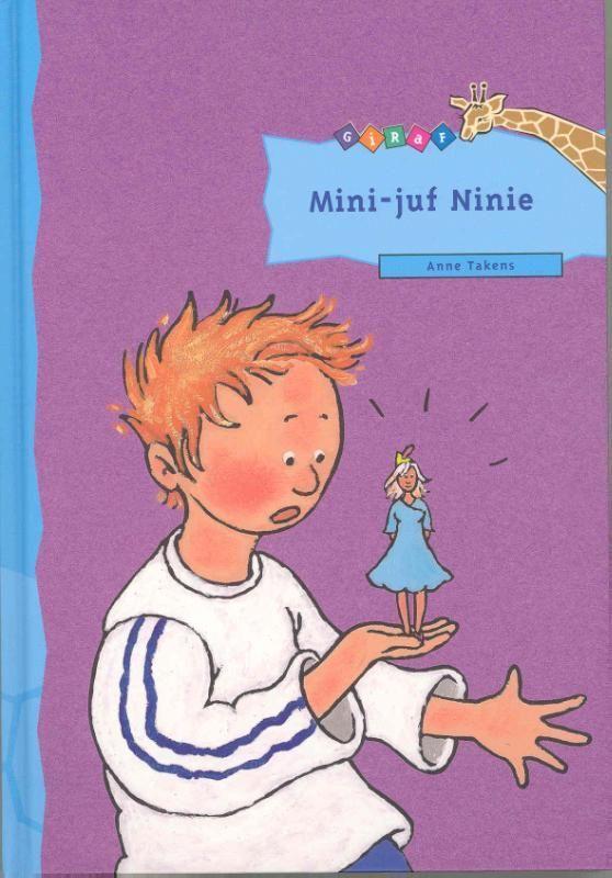 Anne Takens. Mini-juf Ninie. Plaats: J/TAKE.