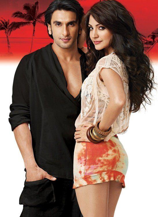 Anushka Sharma and Ranveer Singh in Ladies vs. Ricky Bahl.