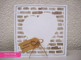 Miranda's Creaties - Verhuisdagen #2: stenen muurtje (2/2)