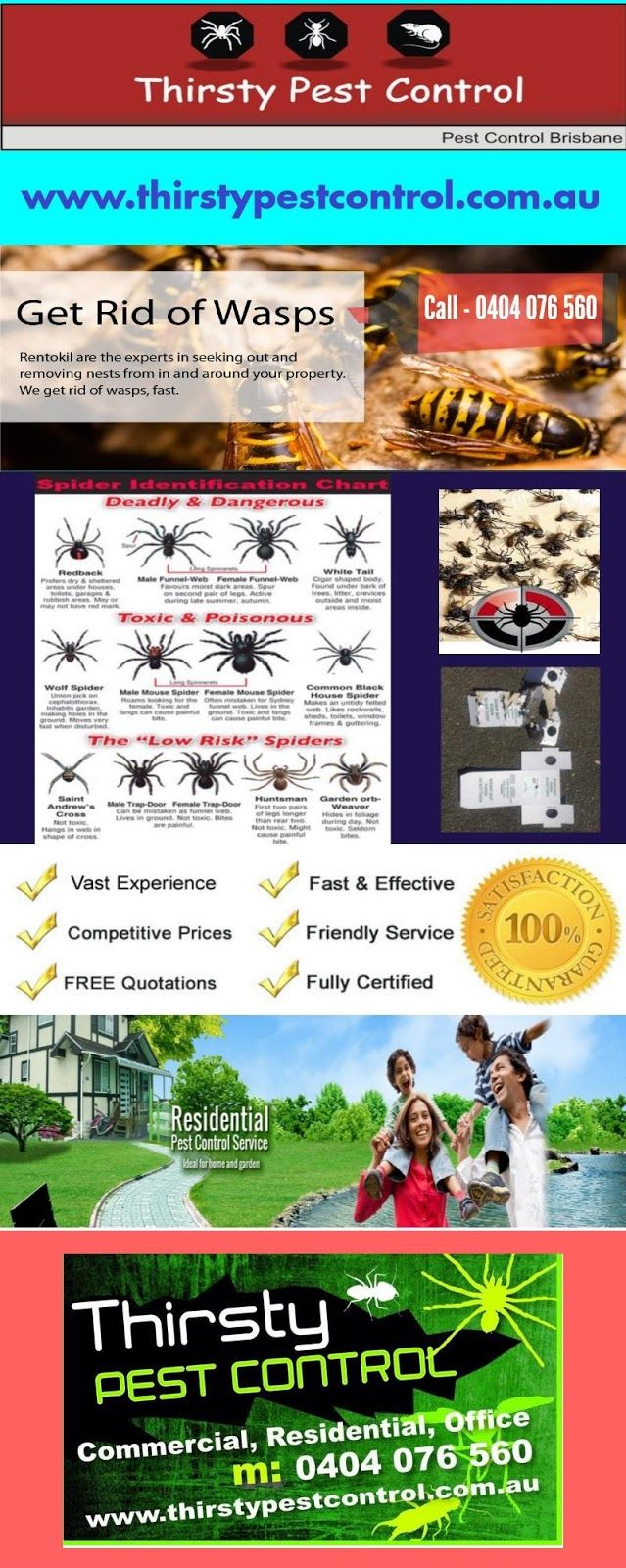 #commercial_pest_control_brisbane    Thirsty Pest Control takes the time to ensure every job is evaluated properly. This enables us to provide you, the client, with a pest control service designed specifically for your property.  http://thirsty-pestcontrol.blogspot.com/2015/11/pest-control-brisbane.html