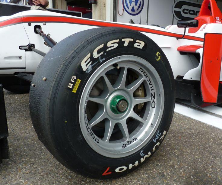 ein Blick auf die Entwicklung der Reifen im Motorsport  #Dunlop #Hankook #Michelin #Motorsport #Reifen #Reifenentwicklung