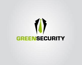 Logo Design - GREEN SECURITY