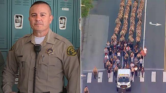Kabc News Live Streaming Video Abc7 Com San Diego Police Live Video Streaming Alhambra