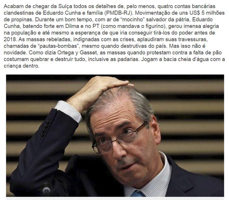Os próximos passos para prisão de Cunha