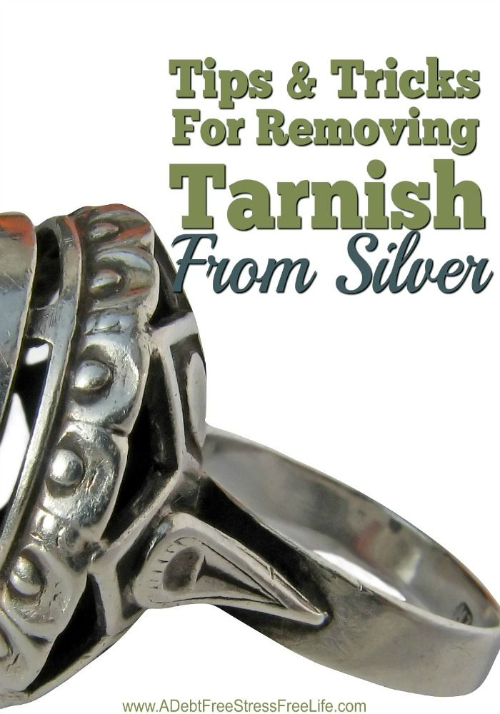 Tarnish on your silver can't be avoided. It's a natural occurring process caused by the reaction between the silver object and its environment. Sunlight, heat, moisture, smoke and even certain foods are the most common culprits. If you're wondering what's the best way to remove this natural occurring phenomenon and get your silver sparkling once again, you'll want to use this tips and techniques.