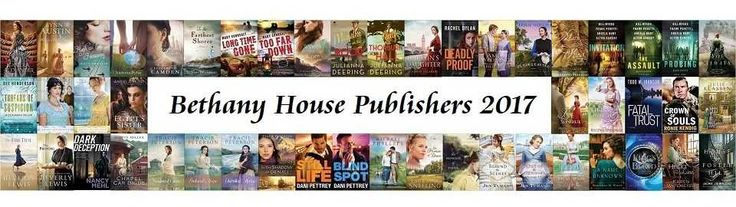 Bethany House Fiction giveaway on Soul Inspirationz!