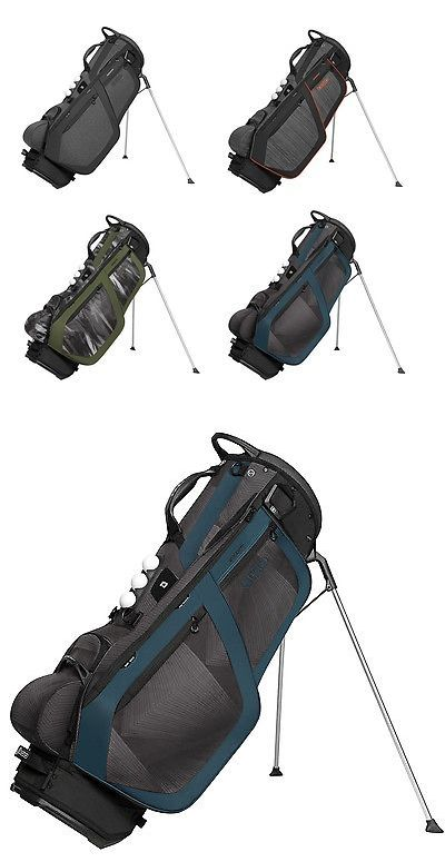 Golf Club Bags 30109: Ogio Grom Stand Golf Bag New 2017 - 14-Way Top W/ 6 Pockets -> BUY IT NOW ONLY: $179.95 on eBay!