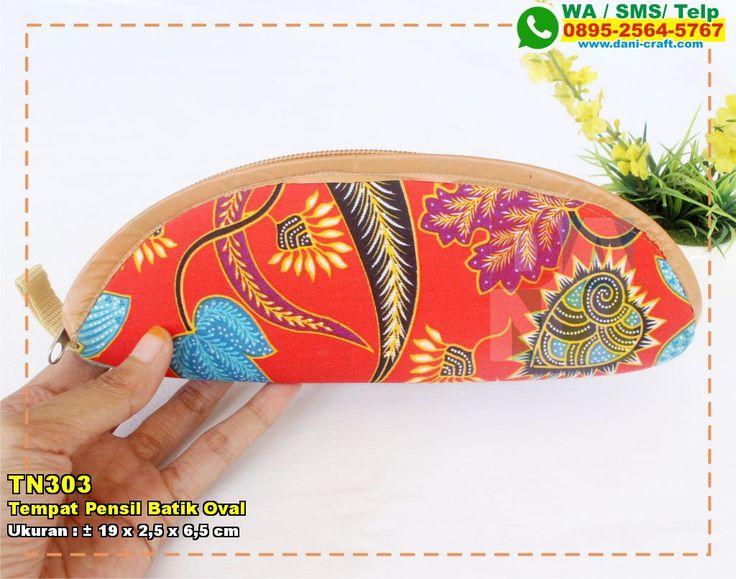 Tempat Pensil Batik Oval WA/SMS/TELP: 0896-3012-3779 #TempatPensil #TokoPensil #souvenirMurah