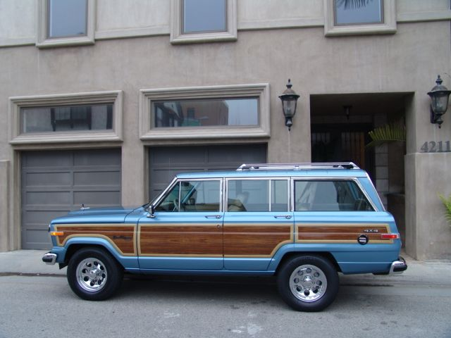 84 best Something about a Wagon images on Pinterest | Jeep wagoneer