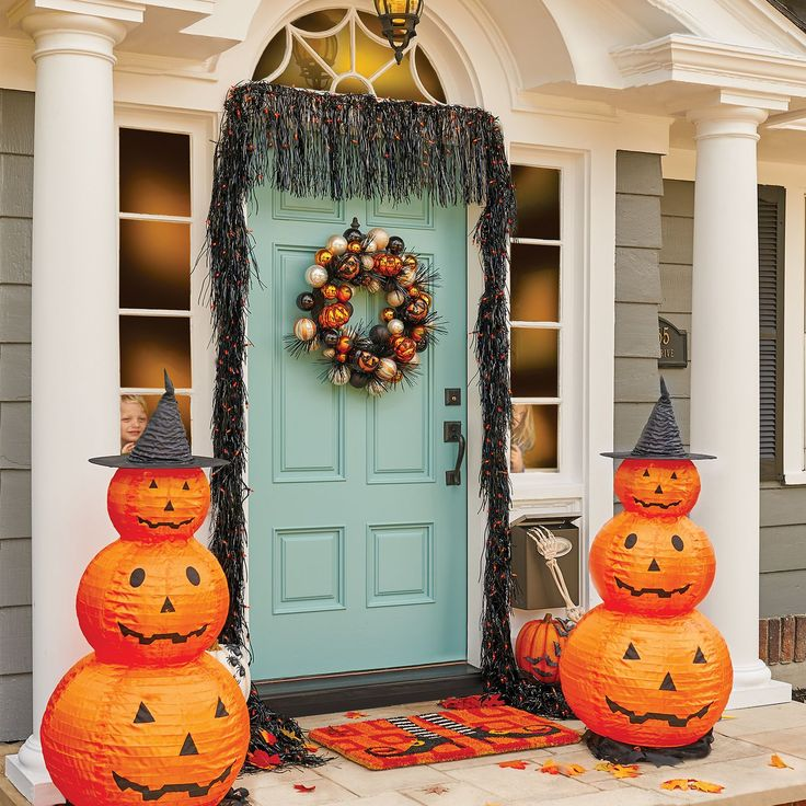 374 Best Halloween Decorations Images On Pinterest