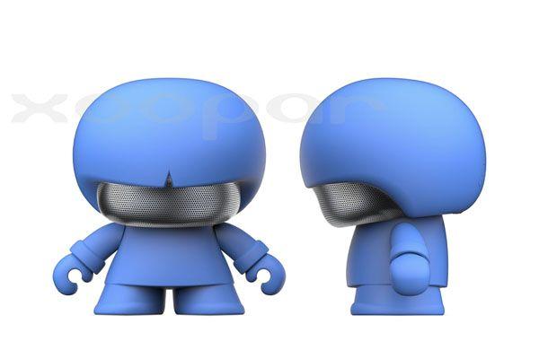 49,75€ Xoopar Boy Azul, coluna portátil bluetooth | Smartpen, Áudio e TV, Informática, Mobile, Mainline, Domótica e Gadgets