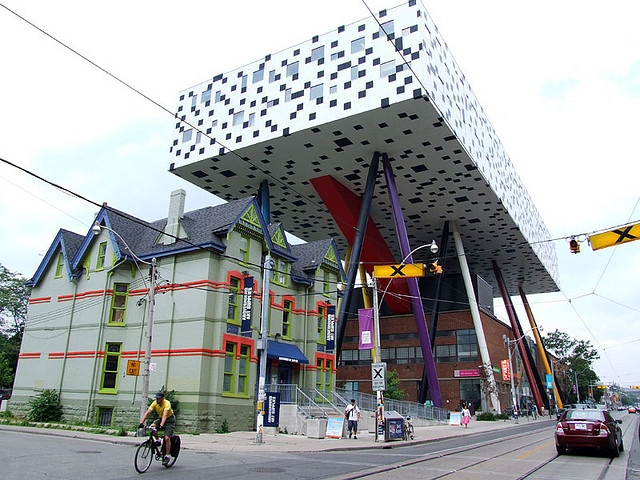 School Of Design OCAD Building Toronto CanadaI Would Live In