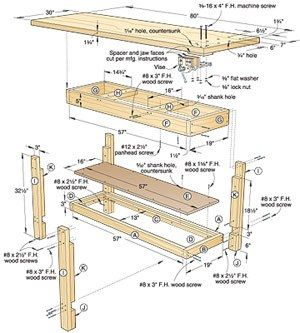 woodworking-table-plans-2