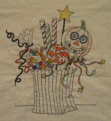 another good pattern from crabapple hill halloween carnivalvintage halloweenfall halloweenhalloween ideashand embroideryembroidery - Halloween Hand Embroidery Patterns