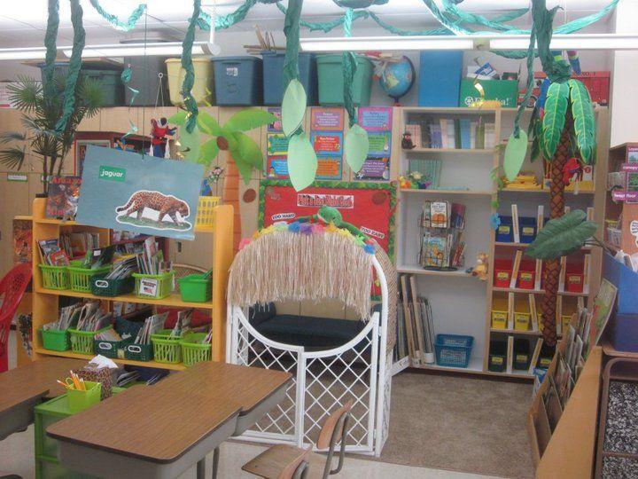 Classroom Decor Jungle ~ Best jungle theme classroom images on pinterest