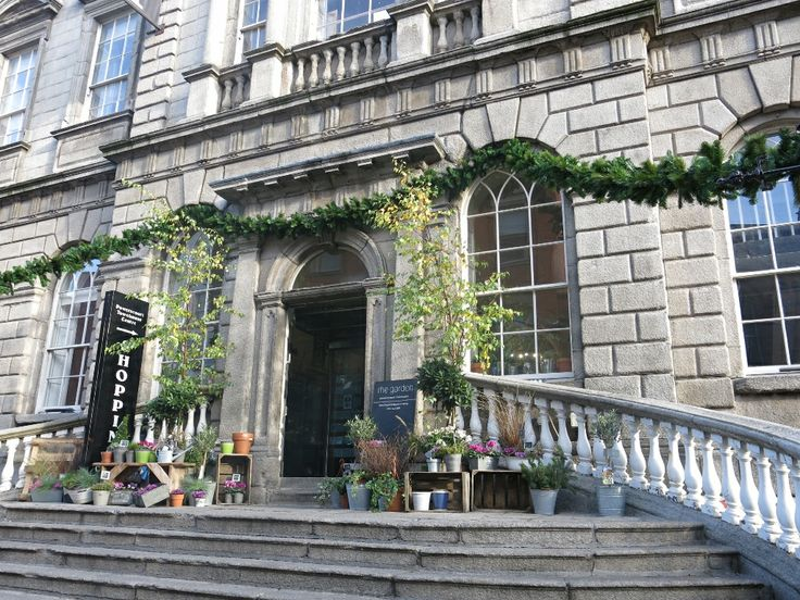 A short stroll from Dublin Holistic Centre you will find another tranquil setting of Powers Court Town House in Dublin 2. After a therapeutic treatment of reflexology explore the wonderful specialised boutiques and restaurants this centre has to offer. www.authenticreflexology.com