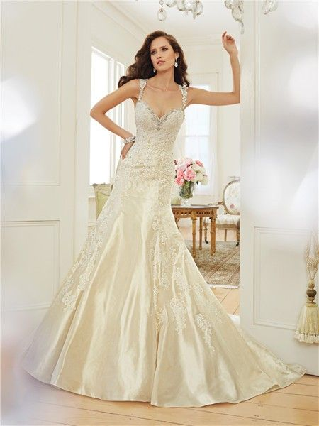 Stunning Cheap vestido de noiva Buy Quality de noiva directly from China bridal gown Suppliers Fast Shipping Betra Wedding Gowns Sexy Keyhole Back Sweetheart