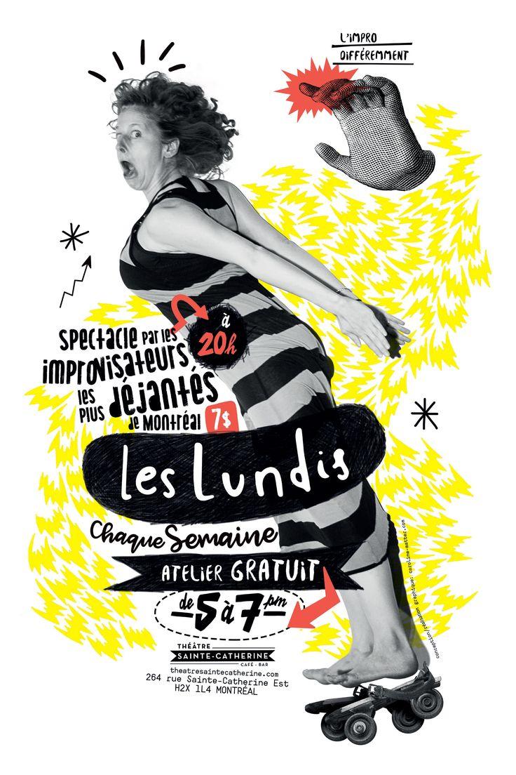 Les Lundis 2017/2018 Montréal