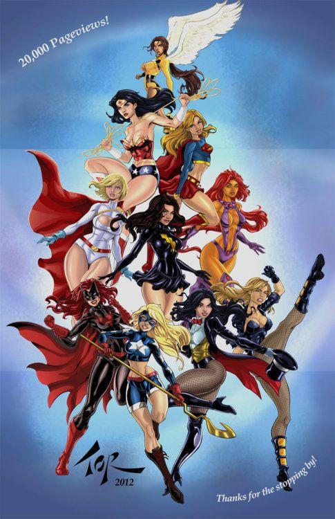 Lady Justice : DC Comics Superhero Women : Pinterest ...
