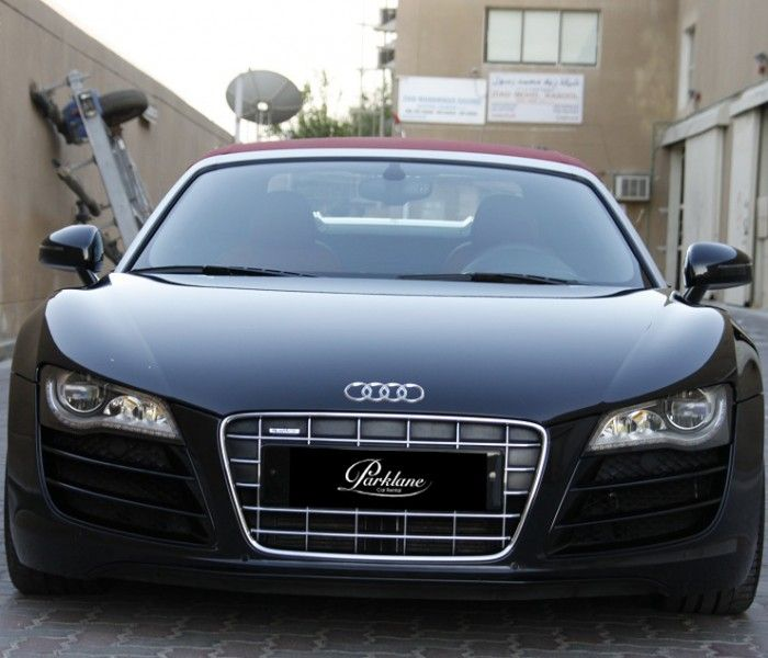 Audi R8 Spider  For bookings contact us on   PARKLANE CAR RENTAL : +971 4 347 1779 OR  Visit us at  http://parklanecarrental.com/cars/sports/audi-82/audi-r8-spider-82-3.html