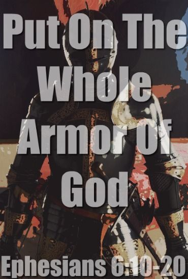 How To Gain Security In the Armor Of God?