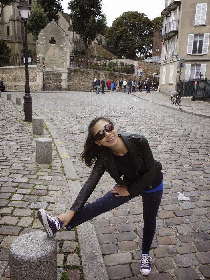 Nicolicious Life.: [蜜月之旅] Day 7 Paris 蒙馬特 聖心堂 西提島 PHO14 Montmartre & ...