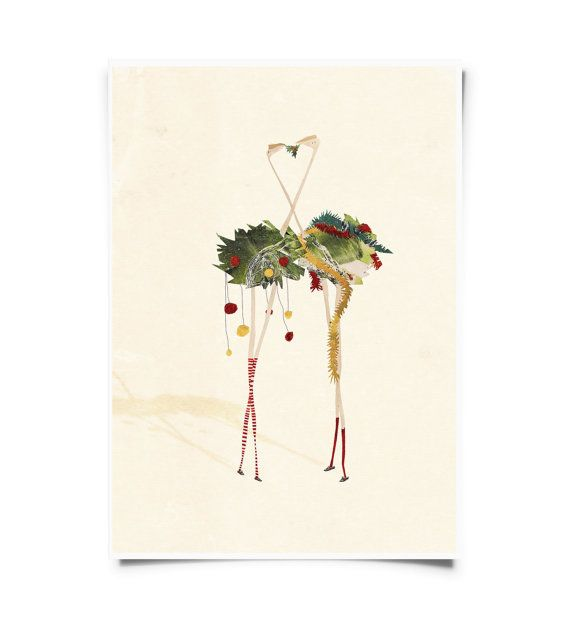 Besotted Bush Babies - Limited Edition Fine Art Prints