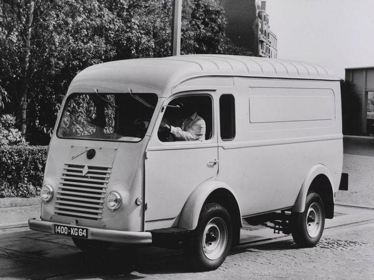Renault 1400 kg 1949-65