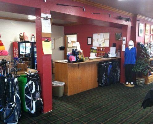 Golf Shop – Pine Mountain Club