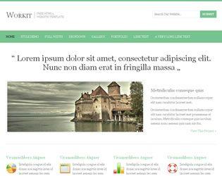 Workit Website Template Web Site Design Arizona| #WebDesignArizona #webdesign #Website