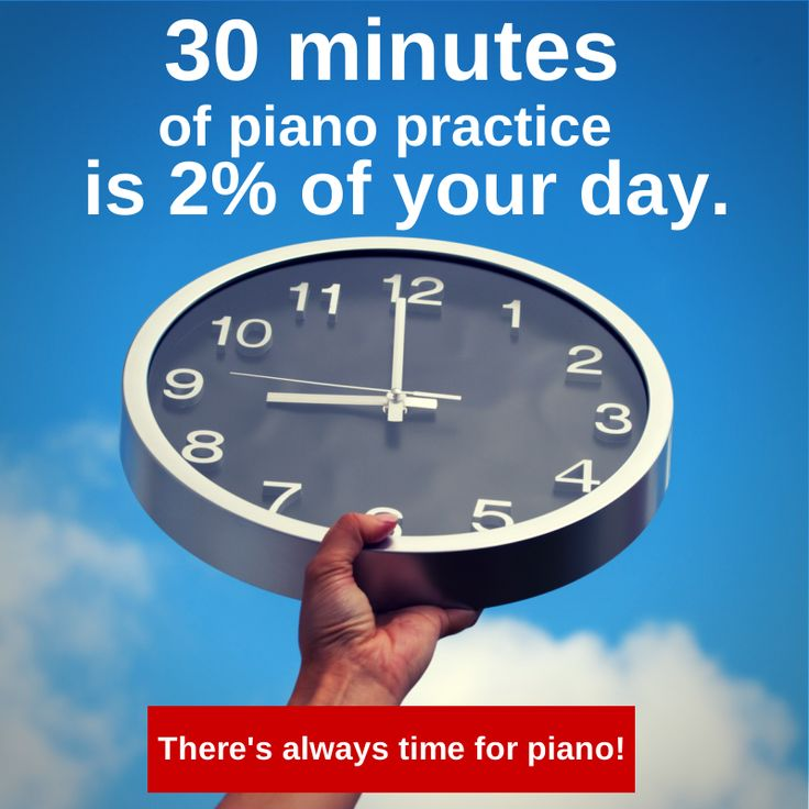 There's always time for piano - and there's especially time for FUN piano practice activities.  Find them here http://www.teachpianotoday.com/Piano-Practice-Exercises/