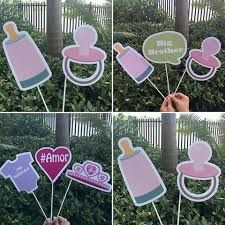 Resultado de imagen para carteles para fotos divertidas baby shower