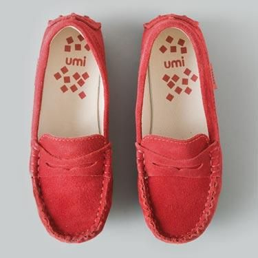 Check out the Morie from Umi Shoes. So cute! And perfect for growing, little feet. http://www.umishoes.com