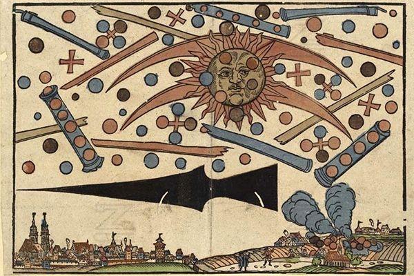 Mistero celeste Norimberga