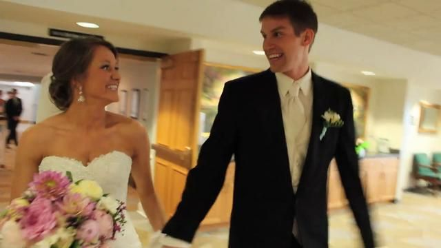 godly wedding video christian wedding video a couple after the lord   CANDLES ALONG AISLE!!!!!!