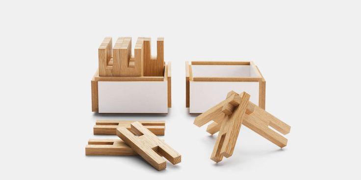 Wooden puzzle - Accessories - LÖFFLER GmbH