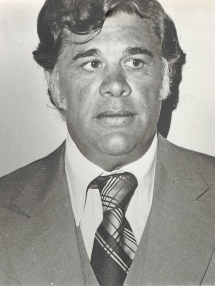 Louis Pugliano A Member Of The Hartford Mafia Who Was