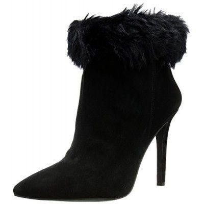 Jessica Simpson Women's Carine2 Boot, Black, 5.5 M US