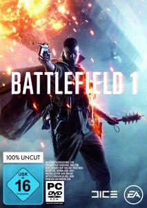 PC Spiele Bestseller Strategie Battlefield 1