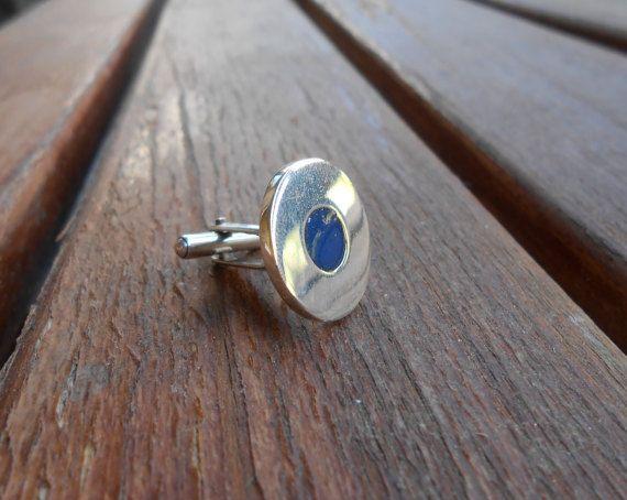 Cuff linksHandmade silver cufflinks Silver cufflinks with