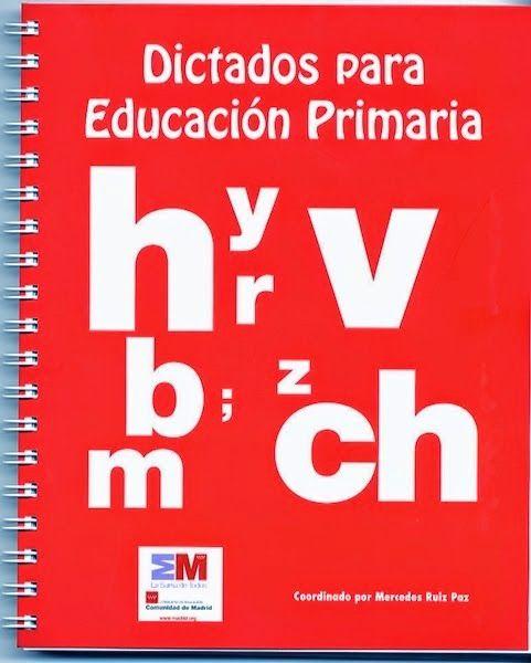 Dictados para Educacion Primaria- de 1ro a 6to Grado | Planeaciones para Primaria
