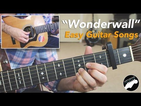 How to Play Wonderwall on Guitar (with Pictures) - wikiHow